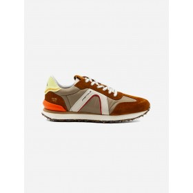 AMBITIOUS SNEAKERS CAMEL