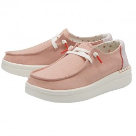 HEY DUDE SNEAKERS ROSA