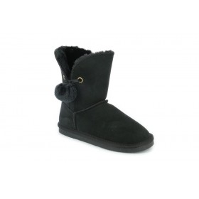 GRUNLAND ST0370 BOOT 3/4 BLACK