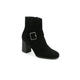 GRUNLAND PO1405 ANKLE BOOT BLACK