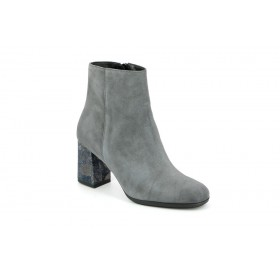 GRUNLAND PO1403 ANKLE BOOT GREY