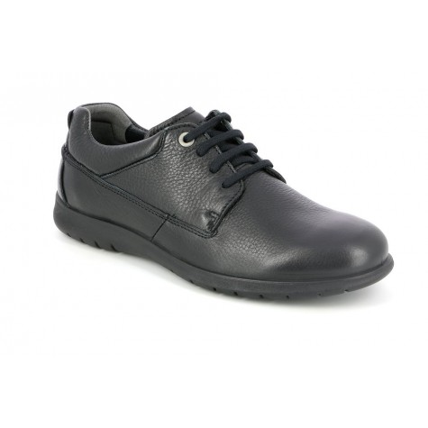GRUNLAND SC4012 LACED BLACK