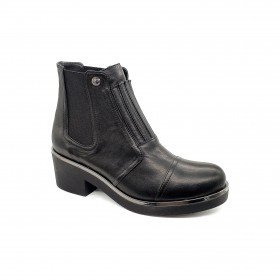MOT-CLè MOT0661 ANKLE BOOT BLACK
