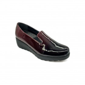 CINZIA SOFT IR60415SE MOCCASIN BORDEAUX