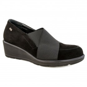 VALLEVERDE V17810 MOCCASIN BLACK