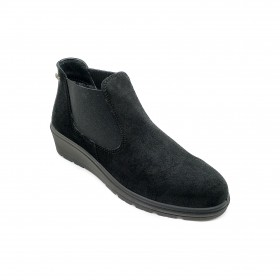 VALLEVERDE V18506 ANKLE BOOT BLACK