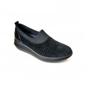 ENVAL SOFT SLIP-ON NERO