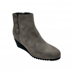DANIELA ROSSI 12515 ANKLE BOOT TAUPE