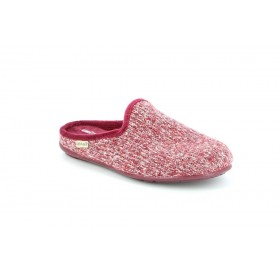 GRUNLAND CI1430 SLIPPER LOW WEDGE RED