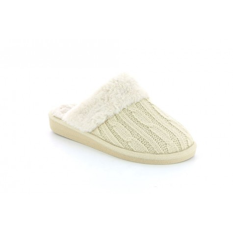 GRUNLAND WEDGE BEIGE SLIPPER CI1366 LOW gqSxgHr
