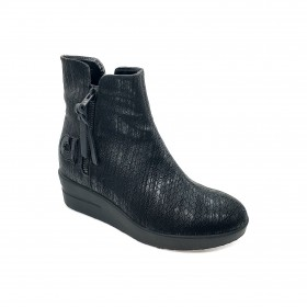 AGILE 211-A ANKLE BOOT BLACK