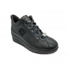 AGILE 226-A-M SNEAKERS BLACK