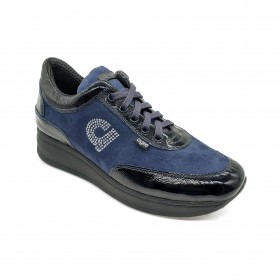 AGILE 1304-A SNEAKERS NAVY