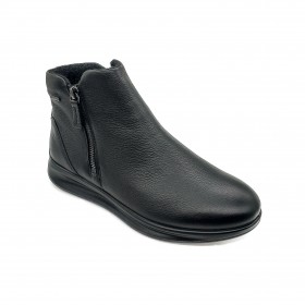 ECCO 207083 ANKLE BOOT BLACK