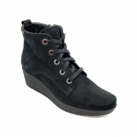 MEPHISTO P5127971 ANKLE BOOT BLACK