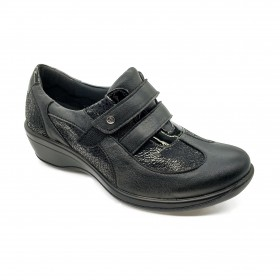 ARCOPEDICO 6295 SNEAKERS BLACK