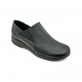 ARCOPEDICO 4275 MOCCASIN BLACK