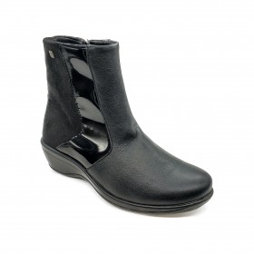 ARCOPEDICO 4285 ANKLE BOOT BLACK