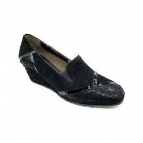 KARIN 7039 MOCCASIN BLACK