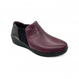 FIT FLOP SUPERCHELSEA I65 SLIP-ON BORDEAUX
