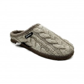 GIESSWEIN 42471 SLIPPER LOW WEDGE LAMB