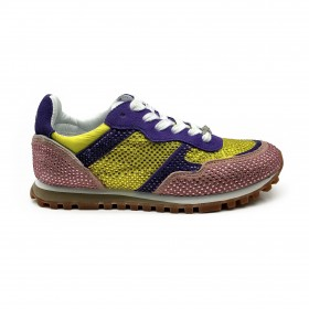 LIU-JO ALEXA SNEAKERS MULTICOLORE