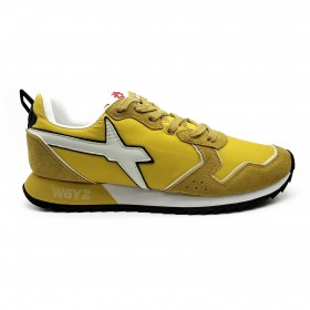 W6YZ 0012013560 SNEAKERS YELLOW WHITE