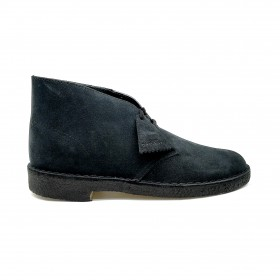 CLARKS DESERT BOOT ANKLE BOOT NAVY