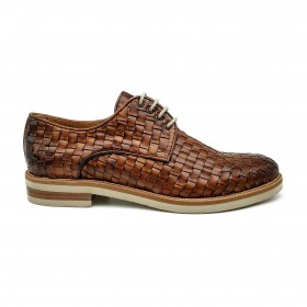 BRECOS 8625E19 LACED BROWN