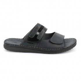 GRUNLAND CI1507 SLIPPER BLACK