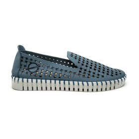 SKA 191 ORLANDO MOCCASIN LIGHT BLUE
