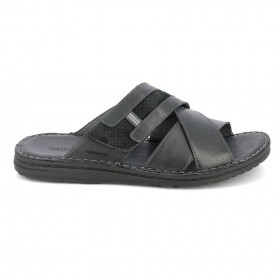GRUNLAND CI1506 SLIPPER BLACK