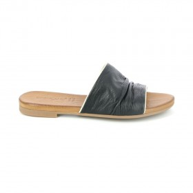 GRUNLAND CI1512 SLIPPER BLACK