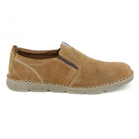 GRUNLAND SC4526 SLIP-ON LEATHER