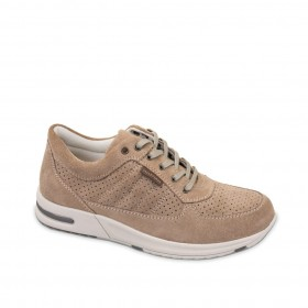 VALLEVERDE SNEAKERS TAUPE