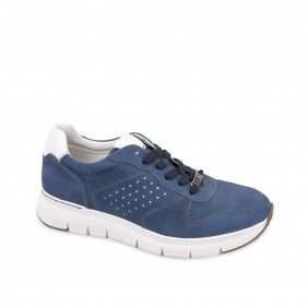 VALLEVERDE SNEAKERS NAVY