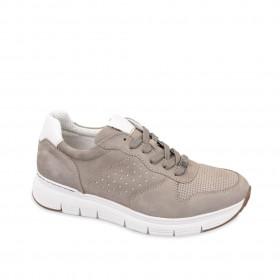 VALLEVERDE 17852 SNEAKERS TAUPE