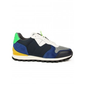 AMBITIOUS SNEAKERS BLU