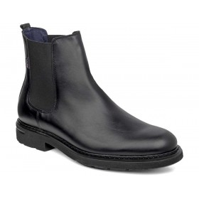 CALLAGHAN TRONCHETTI PURE CASUAL BEATLES PELLE NERO