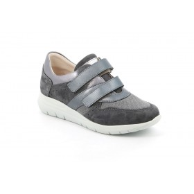 GRUNLAND SNEAKERS ANTRACITE