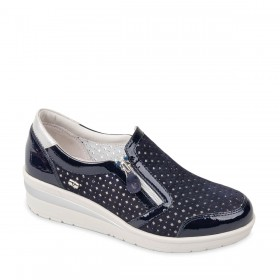 VALLEVERDE SLIP-ON BLU