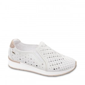 VALLEVERDE SLIP-ON BIANCO