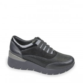 VALLEVERDE SNEAKERS NERO